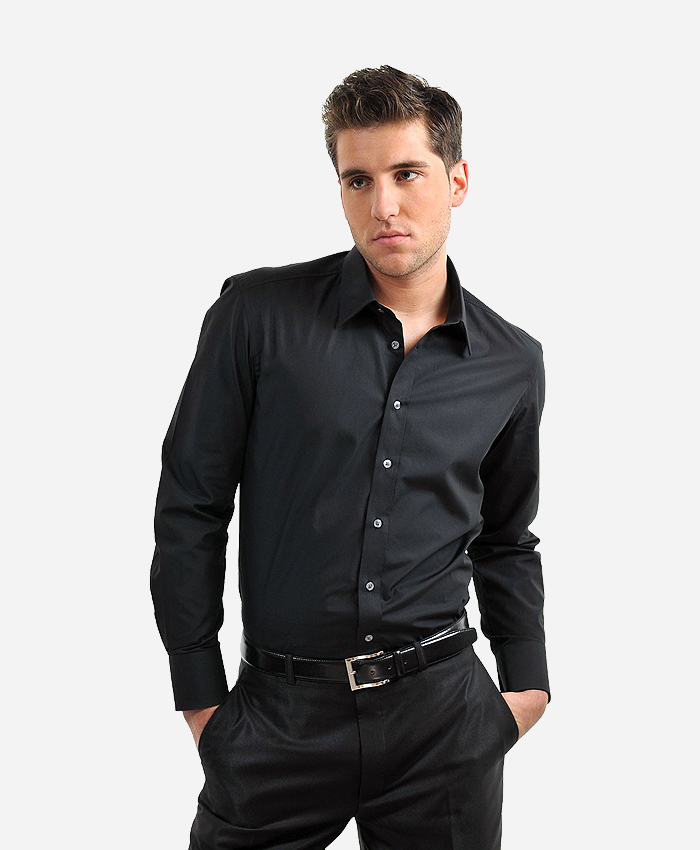 Colt Men's Slim Fit Shirt - African Clothing