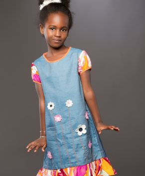 Maya Dress by Nadia Druide