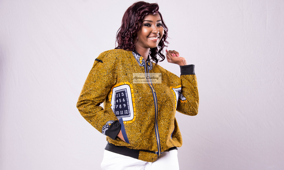 African Clothing Wholesale Application